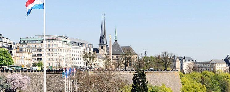 Derecho de sucesiones en Luxemburgo.}