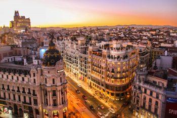 España herencias más altas